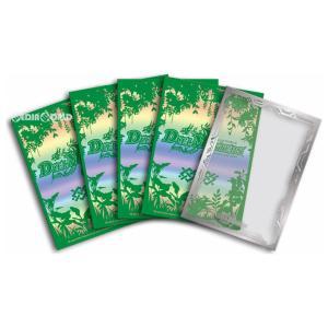 特価⇒『新品即納』{TCG}デュエル・マスターズ カードプロテクト 自然文明!!(20190420)|media-world