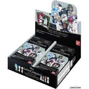 『新品即納』{BOX}{TCG}ディズニー ツイステッドワンダーランド メタルカードコレクション3 パックver.(20パック)(20201219)|media-world