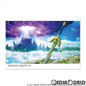 『新品即納』{CHG}ドラゴンクエストXI クリアファイル A(ロトの剣) スクウェア・エニックス(20180728)|media-world