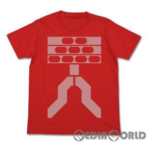 『新品即納』{CHG}ウルトラセブン セブンボディ Tシャツ/FRENCH RED-S コスパ(20180921) media-world