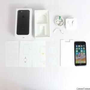 『中古即納』iPhone7 32GB(ブラック) ソフトバンク(SoftBank) Apple(アップル)(MNCE2J)|media-world