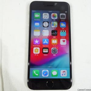 『中古即納』iPhone6 64GB(スペースグレイ) ソフトバンク(SoftBank) Apple(アップル)(MG4F2J)|media-world