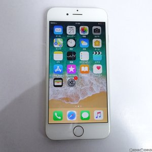 『中古即納』iPhone6 64GB(シルバー) au Apple(アップル)(MG4H2J)|media-world
