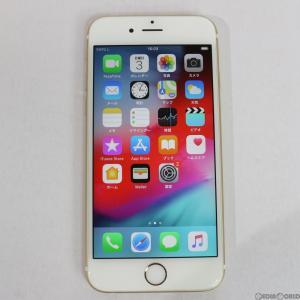『中古即納』iPhone6s 64GB(ゴールド) au Apple(アップル)(MKQQ2J)|media-world