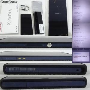 『中古即納』Xperia Z SO-02E(ブラック) ドコモ(docomo) ソニーモバイル(ASO89324)|media-world