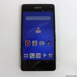 『中古即納』Xperia Z3 Compact SO-02G(ブラック) ドコモ(docomo) ソニーモバイル(ASO89946)|media-world