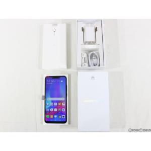 『中古即納』HUAWEI nova 3(ブラック) SIMフリー Huawei(ファーウェイ)(51092XVE)|media-world