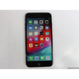 『中古即納』iPhone8Plus 64GB(スペースグレイ) au(エーユー) Apple(アップル)(MQ9K2J)|media-world