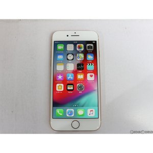 『中古即納』iPhone8 64GB(ゴールド) SIMフリー Apple(アップル)(MQ7A2J)|media-world