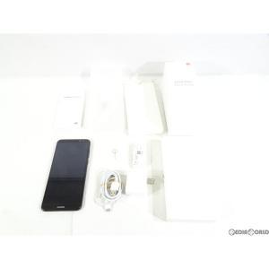 『中古即納』HUAWEI Mate 10 lite(グラファイトブラック) SIMフリー Huawei(ファーウェイ)(RNE-L22)|media-world
