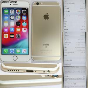 『中古即納』iPhone6s 64GB(ゴールド) ドコモ(docomo) Apple(アップル)(MKQQ2J)|media-world