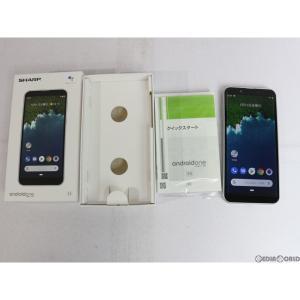 『中古即納』Android One S5(クールシルバー) SoftBank(ソフトバンク) SHARP(シャープ)(S5)|media-world