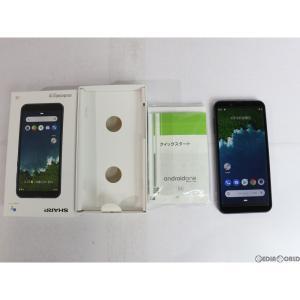 『中古即納』Android One S5(ダークブルー) SoftBank(ソフトバンク) SHARP(シャープ)(S5)|media-world