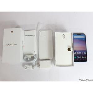 『中古即納』HUAWEI P20 lite(クラインブルー) Y!mobile(ワイモバイル) Huawei(ファーウェイ)(P20)|media-world