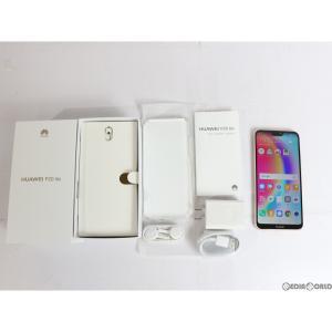 『中古即納』HUAWEI P20 lite HWU34SPU(サクラピンク) その他 Huawei(ファーウェイ)(HWU34)|media-world