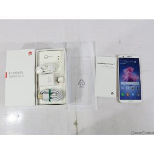 『中古即納』{SIM解除済}{SP}nova lite 2 FIG-LA1(ゴールド) その他 Huawei(ファーウェイ)(FIG-LA1) media-world