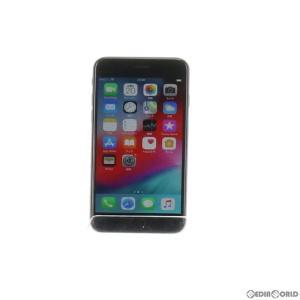 『中古即納』{SP}iPhone6s 128GB(スペースグレイ) ドコモ(docomo) Apple(アップル)(MKQT2J)|media-world