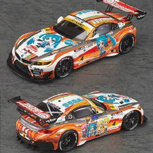 『新品即納』{TOY}グッドスマイルカンパニー 1/43 GSR ProjectMirai BMW 2012開幕ver.(20140430)|media-world