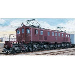 『新品即納』{PTM}1/50SP04 電気機関車 EF18(EF58旧型用パーツ付) アオシマ(20140322)|media-world
