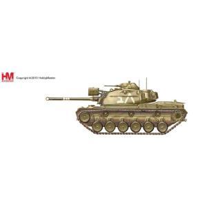 『新品即納』{PTM}HG5504 1/72 M48A2パットン イスラエル軍第7機甲旅団 ホビーマスター(20140511)|media-world