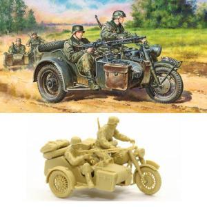 『新品即納』{PTM}32578 1/48 ドイツ軍用サイドカー タミヤ(20140330)|media-world
