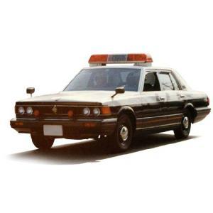 『新品即納』{PTM}ザ・ベストカーGT63 430セドリックセダン 警視庁パトロールカー プラモデル アオシマ(20140601)|media-world