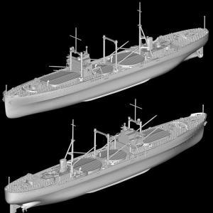 『新品即納』{PTM}W160 1/700 日本海軍 給兵艦 樫野 プラモデル ピットロード(20141220)|media-world