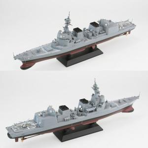『新品即納』{PTM}J70 1/700 海上自衛隊 護衛艦 DD-118 ふゆづき プラモデル ピットロード(20141030) media-world