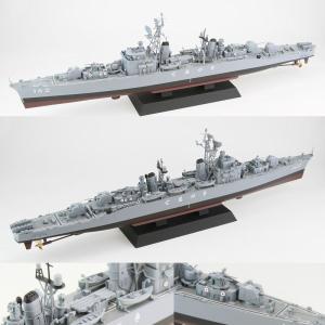 『新品即納』{PTM}JB23 1/350 海上自衛隊 護衛艦 DD-162 てるづき(初代) プラモデル ピットロード(20141219) media-world