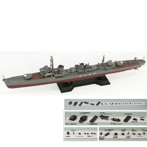 『新品即納』{PTM}SPW35 スカイウェーブ 1/700 日本海軍朝潮型駆逐艦 朝雲 新装備パーツ付 プラモデル ピットロード(20150228)|media-world