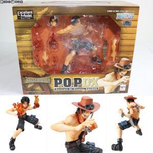 『中古即納』{FIG}Portrait.Of.Pirates P.O.P NEO-DX ポートガス・D・エース ONE PIECE(ワンピース) 1/8 フィギュア メガハウス(20121231) media-world