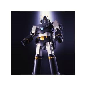 『中古即納』{箱難あり}{TOY}超合金魂 GX-03B ブラック コン・バトラーV 超電磁ロボ コン・バトラーV 完成トイ バンダイ(20000731)|media-world