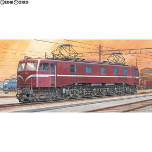『新品即納』{PTM}(再販)1/50 電気機関車シリーズNo.6 EF58 プラモデル アオシマ(20091120)|media-world