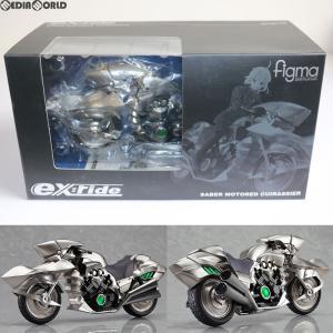 『中古即納』{FIG}ex:ride(エクスライド) Spride.05 セイバー・モータード・キュイラッシェ Fate/Zero 完成品 フィギュア マックスファクトリー(20121031) media-world
