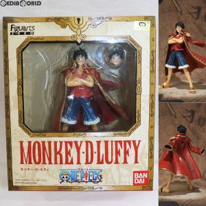 『中古即納』{FIG}フィギュアーツZERO モンキー・D・ルフィ ONE PIECE(ワンピース) 完成品 フィギュア バンダイ(20101127)|media-world