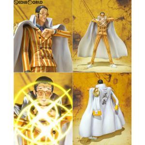 『中古即納』{箱難あり}{FIG}フィギュアーツZERO 黄猿 ボルサリーノ ONE PIECE(ワンピース) 完成品 フィギュア バンダイ(20110312)|media-world