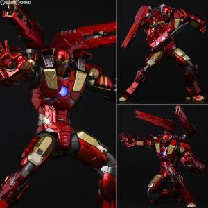 特価⇒『新品即納』{FIG}RE: EDIT IRON MAN(アイアンマン) #11 MODULAR IRONMAN W/Plasma Cannon&Vibroblade subject to final licensor's approval 千値練|media-world