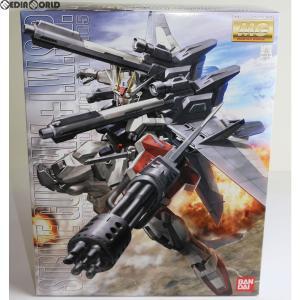『中古即納』{PTM}MG 1/100 GAT-X105 ストライクガンダム + IWSP 機動戦士ガンダムSEED プラモデル バンダイ(20061029)|media-world