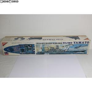 『中古即納』{PTM}1/300 ラジオコントロールシップ 旧日本海軍超弩級戦艦 大和 プラモデル(RC-3001) ニチモ(20120430)|media-world