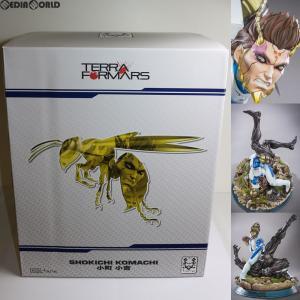 『中古即納』{FIG}Shokichi Komachi(小町小吉/こまちしょうきち) テラフォーマーズ HQS(ハイクオリティスタチュー) 1/6 フィギュア TSUME ART(ツメアート)|media-world
