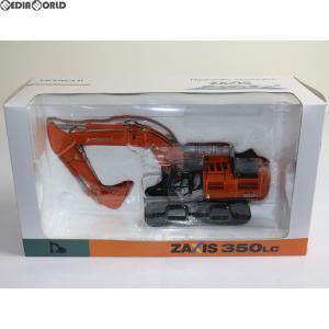『中古即納』{FIG}スケールモデル 油圧ショベル ZAXIS(ザクシス) ZX350LC-6 1/50 完成品 ミニカー 日立建機(20150831)|media-world