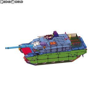 『予約安心出荷』{PTM}1/72 ミリタリーモデルキット No.16 陸上自衛隊 10 式戦車 73式特大型セミトレーラー付属 プラモデル アオシマ(2018年7月)|media-world