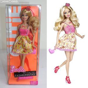 『中古即納』{FIG}Barbie FASHIONISTAS(バービー ファッショニスタ) スイッチスタイル CUTiE(キューティ) 完成品 ドール(T7411) マテル/バンダイ(20110331) media-world