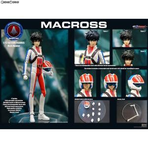 『予約安心出荷』{FIG}ROBOTECH(ロボテック) リック・ハンター(一条輝) 超時空要塞マクロス 1/12 完成品 可動フィギュア KITZ CONCEPT(キッツコンセプト)|media-world