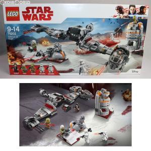 『中古即納』{TOY}LEGO(レゴ) スター・ウォーズ クレイトでの防戦 STAR WARS EP8/最後のジェダイ 完成トイ(75202) LEGO(レゴ)(20171227)|media-world