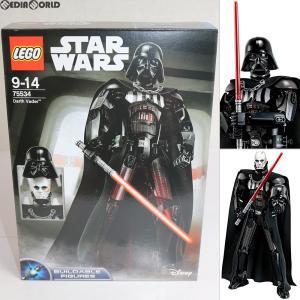 『中古即納』{未開封}{TOY}LEGO(レゴ) スター・ウォーズ ダース・ベイダー STAR WARS 完成トイ(75534) LEGO(レゴ)(20171227)|media-world