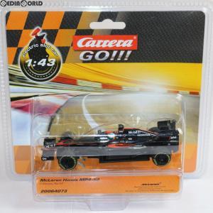 『中古即納』{未開封}{TOY}Carrera GO!!! 1/43 マクラーレン ホンダ MP4-30 アロンソ 2014 スロットカー 完成トイ(20064073) 京商(20161130)|media-world