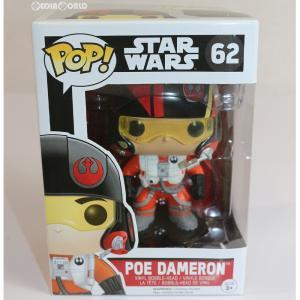 『中古即納』{FIG}POP! 62 ポー・ダメロン STAR WARS(スター・ウォーズ)/フォースの覚醒 完成品 フィギュア FUNKO(ファンコ)(20150930)|media-world