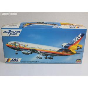 『中古即納』{PTM}1/200 日本エアシステム DC-10-30 JAS ピーターパン フライト プラモデル(10262/LL12X) ハセガワ(19951130)|media-world
