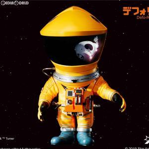 『予約安心出荷』{FIG}デフォリアル ディスカバリー アストロノーツ イエローVer. 2001年宇宙の旅 完成品 フィギュア スターエーストイズ/エクスプラス|media-world